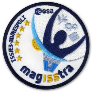 ESA Patch der Magistrat Mission
