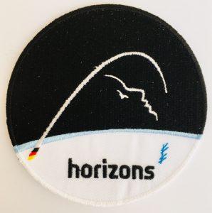 ESA Patch Horizons Mission Nahaufnahme